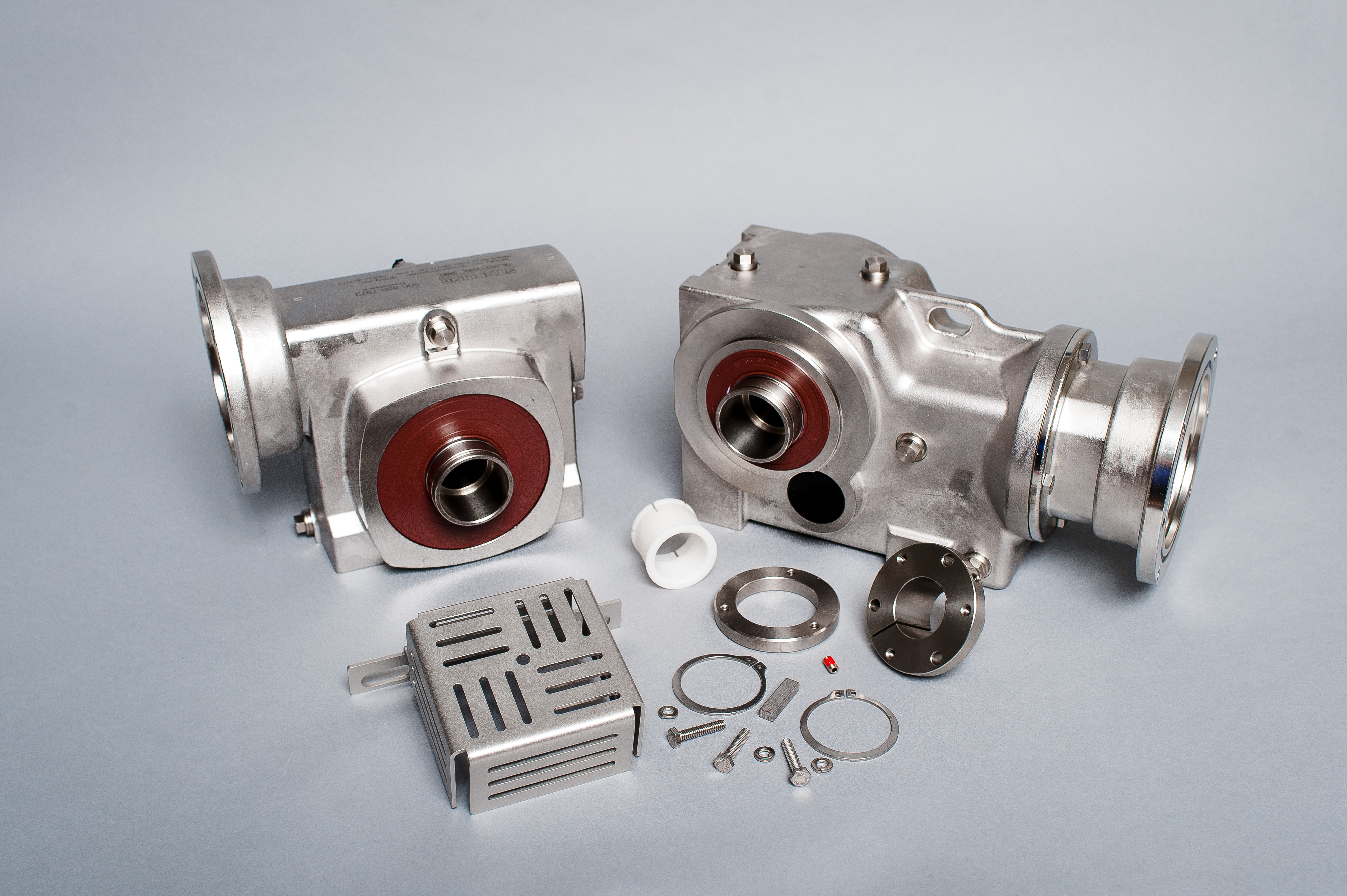 Motors, Worm Reducers, Gear Reducers, Helical Gearmotors for